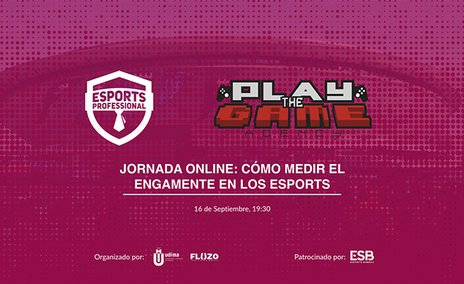 Play the Game engagement esports
